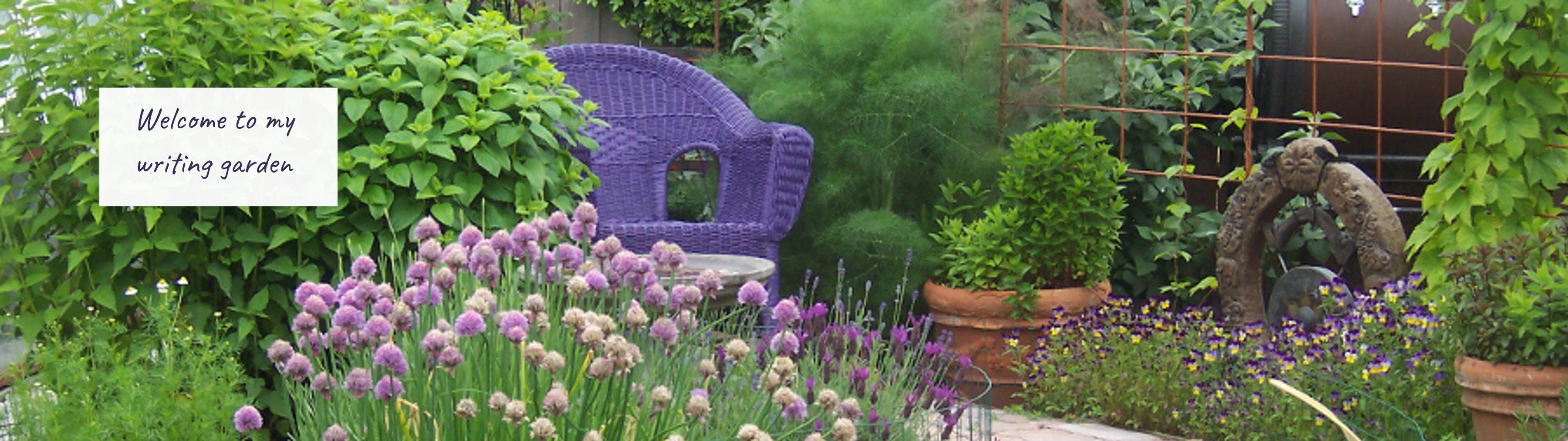 Herb Garden for a Naturally Healthy LIfe