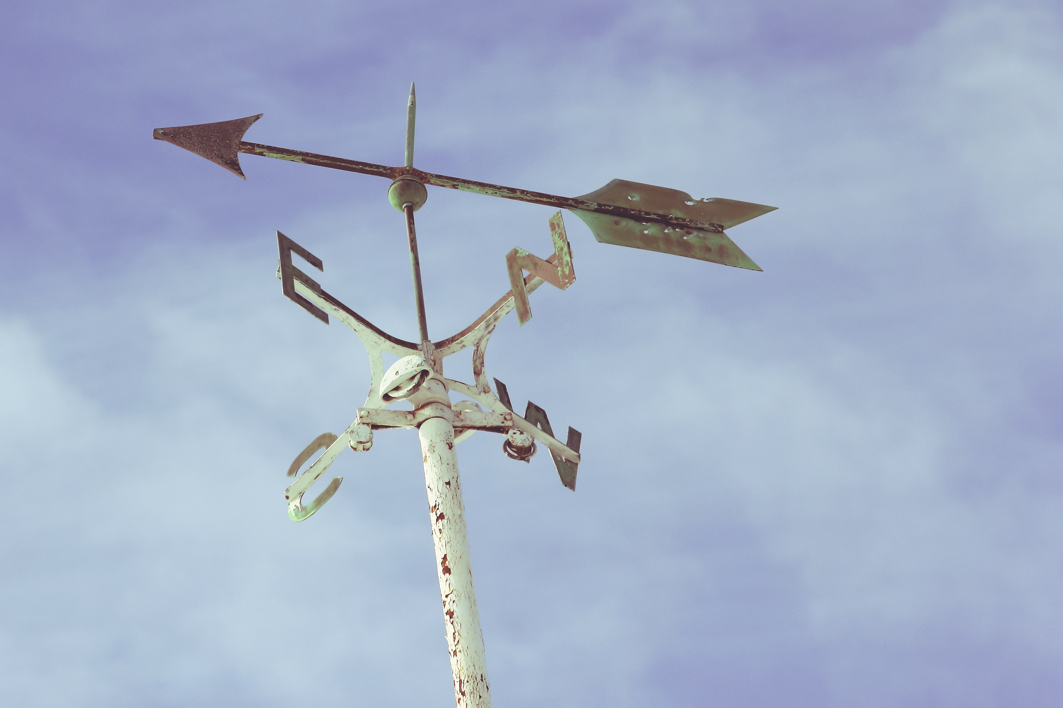 Image of a weather vane